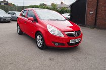 Vauxhall Corsa ENERGY 1.2 AIRCON ! ONLY 49,835 MILES ! FULL SERVICE HISTORY ! 99% FINANCE APPROVAL !
