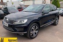 Volkswagen Touareg 3.0 TDI V6 BlueMotion Tech R-Line Tiptronic 4x4 (s/s) 5dr