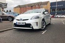 Toyota Prius VVT-I T SPIRIT.SatNav+RevCam+Cruise+BT