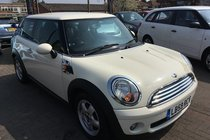 MINI Cooper COOPER, LONG MOT, LOW MILEAGE