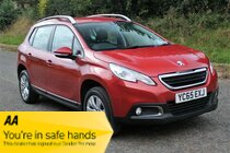 Peugeot 2008 1.6 Blue HDi Active