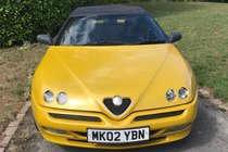 Alfa Romeo Spider T.SPARK LUSSO 16V