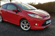 Ford Fiesta ZETEC S 1 Owner Fully Serviced & Warranted With AA Cover