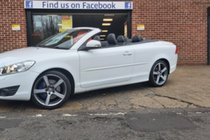 Volvo C70 D3 SE - *WE ARE OPEN FOR APPOINTMENTS & CLICK AND COLLECT PLEASE RING 01325 481160*