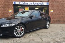 Jaguar XF D R-SPORT AWD -BAL AFTER £1000 PX ALLOWANCE £14990 T&C APPLY