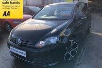 Volkswagen Golf S TDI BLUEMOTION ONLY 86,000 FSH VERY NICE EXAMPLE PX WELCOME