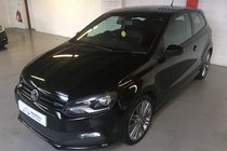 Volkswagen Polo 1.4 TSI ACT BlueGT