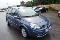 Renault Megane DYNAMIQUE VVT 136 SCENIC