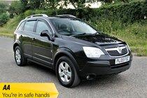 Vauxhall Antara E CDTI