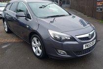 Vauxhall Astra 1.6 i VVT 16v SRi 5dr 1 FORMER KEEPER , GOOD HISTORY