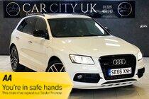 Audi Q5 SQ5 PLUS TDI QUATTRO *PANROOF* B&O SYSTEM*