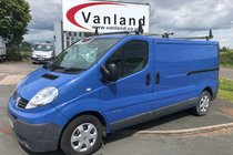 Renault Trafic Renault Trafic 2.0dCi (EU5) (Eco) Phase 3 LL29dCi 115