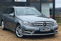 Mercedes C Class C 180 BlueEFFICIENCY AMG Sport