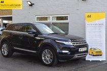 Land Rover Range Rover Evoque SD4 190HP Auto 4WD Prestige