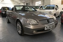 Mercedes SLK 200 KOMPRESSOR SPECIAL EDITION ONLY 32700 MILES!!