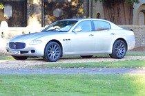 Maserati Quattroporte 4.2 full Main dealership service History
