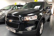 Chevrolet Captiva VCDI LTZ