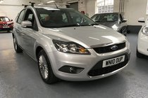 Ford Focus 1.6 TITANIUM ONLY 39780 MILES!!