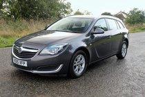 Vauxhall Insignia DESIGN NAV 2.0 CDTi ECOFLEX ESTATE