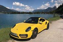 Porsche 911 TURBO S PDK
