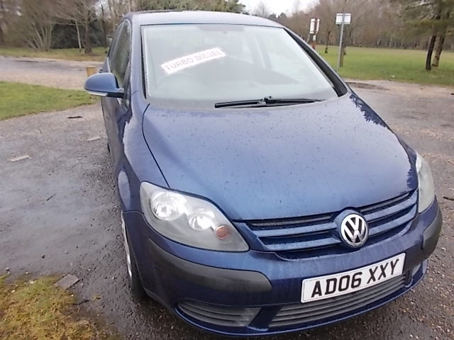 used volkswagen golf plus s 1 9 tdi pd diesel for sale. Black Bedroom Furniture Sets. Home Design Ideas