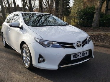 Toyota Auris 1.6 VALVEMATIC ICON / SERVICED RECENTLY BY TOYOTA  (JAN 2017)