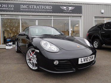 Porsche Cayman 3.4 987 S PDK 2dr LOW RATE FINANCE OF 6.9 %APR REPRESENTATIVE