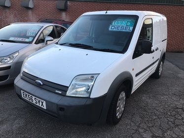 Ford Connect TDCI T220 L SWB P/V 75