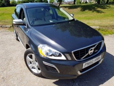 Volvo XC60 2.0 D3 DRIVE  R-DESIGN 163PS