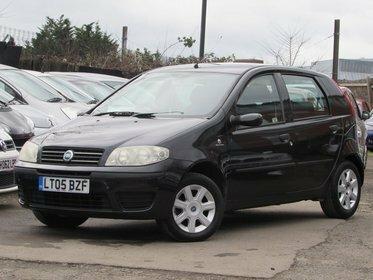 Fiat Punto 1.2 16V DYNAMIC