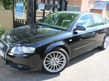 Audi A4 2.0T FSI S LINE SPECIAL EDITION