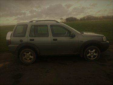 Land Rover Freelander TD4 SE STATION WAGON
