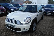 MINI Hatch 1.6 One D (Sport Chili) 3dr*HPI CLEAR*FULL SERVICE HISTORY*2 FORMER KEEPER*2 KEYS*MOT DUE 08/09/2018*FREE 6 MONTHS WARRANTY
