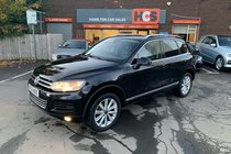 Volkswagen Touareg V6 SE TDI BLUEMOTION TECHNOLOGY