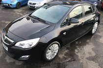 Vauxhall Astra 1.4I 16V VVT EXCITE 100PS