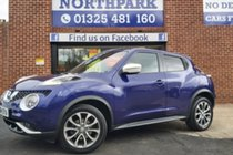 Nissan Juke TEKNA DIG-T - BUY NO DEPOSIT FROM £40 A WEEK T&C APPLY