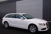 Audi A4 Technik 2.0 TDI 170PS