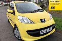 Peugeot 107 1.0 URBAN-VERY LOW MILES-IMMACULATE