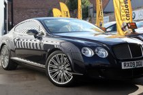 Bentley Continental GT SPEED 08MY