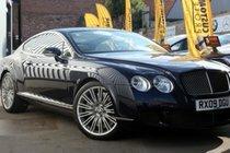 Bentley Continental GT SPEED 08MY