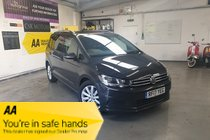 Volkswagen Touran SE FAMILY TDI BLUEMOTION TECHNOLOGY