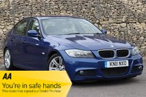 BMW Sport 320d M Sport Bluetooth hands-free facility 17