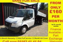 Ford Transit 330 LIMITED SHR P/V 6 MONTH WARRANTY-12 MONTH MOT-12 MONTH AA COVER-12 MONTH FULL SERVICE