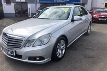 Mercedes E Class E220 CDI BLUEEFFICIENCY SE