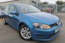 Volkswagen Golf SE TSI BLUEMOTION TECHNOLOGY DSG