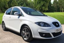 SEAT Altea TDI CR ECOMOTIVE I TECH