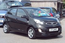 Kia Picanto 1  1.0 ONE OWNER 39,000 MILES SERVICE HISTORY