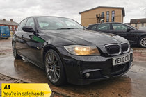 BMW 3 SERIES 320d SPORT PLUS EDITION 4dr Manual