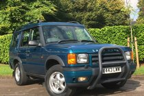 Land Rover Discovery XS TD5