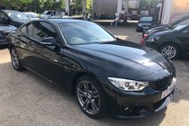 BMW 4 SERIES 435d XDRIVE M SPORT - 2 FREE SERVICES WITH BMW